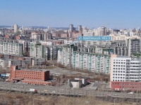 Yekaterinburg, Krestinsky st, house 49/2. Apartment house