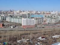 叶卡捷琳堡市, Krestinsky st, 房屋 50. 管理机关