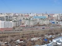 Yekaterinburg, Krestinsky st, house 53. Apartment house