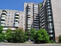 Yekaterinburg, st Krestinsky, house 13. Apartment house