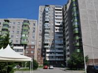 Yekaterinburg, st Krestinsky, house 21. Apartment house