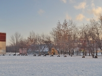 Екатеринбург, Теплицаулица Крестинского, Теплица