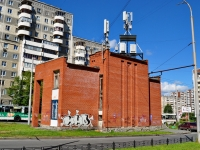 Yekaterinburg, Rodonitivaya st, house 2/3. office building