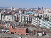 叶卡捷琳堡市, Rodonitivaya st, 房屋 32. 公寓楼