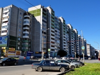 Yekaterinburg, Rodonitivaya st, house 36. Apartment house