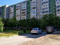 Екатеринбург, улица Родонитовая, дом 38. многоквартирный дом