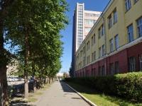 Екатеринбург, Студенческая ул, дом 7