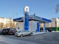 neighbour house: st. Krasnoarmeyskaya, house 5. fuel filling station АЗС Газпромнефть-Урал, Октябрьский район, №315