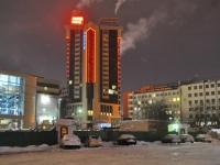 Yekaterinburg, office building АНТЕЙ, Krasnoarmeyskaya st, house 10
