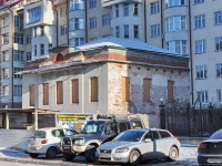 neighbour house: st. Krasnoarmeyskaya, house 57. vacant building