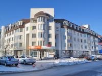 叶卡捷琳堡市, Krasnoarmeyskaya st, 房屋 78. 公寓楼