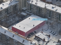 Yekaterinburg, sport center ФАКЕЛ, Krasnoarmeyskaya st, house 27