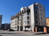 neighbour house: st. Krasnoarmeyskaya, house 78. Apartment house