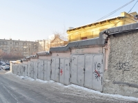 Yekaterinburg, Krasnoarmeyskaya st, garage (parking)