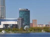 叶卡捷琳堡市, Boris Yeltsyn st, 房屋 1А. 写字楼