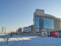 叶卡捷琳堡市, Boris Yeltsyn st, 房屋 3А. 建设中建筑物