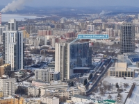Yekaterinburg, hotel ХАЯТТ РИДЖЕНСИ, Boris Yeltsyn st, house 8