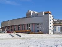 叶卡捷琳堡市, Yeremin st, 房屋 10. 体育宫