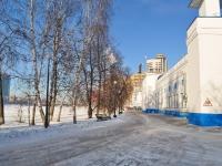 Yekaterinburg, sport center ДИНАМО, Yeremin st, house 12