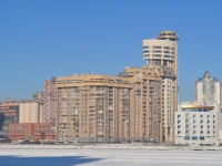 Yekaterinburg, Krasny alley, house 8Б. Apartment house