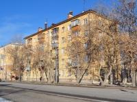 Yekaterinburg, alley Krasny, house 15. Apartment house