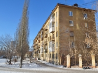 neighbour house: alley. Krasny, house 17. Apartment house