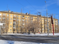 Екатеринбург, Красный переулок, дом 17. многоквартирный дом