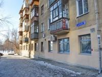 Екатеринбург, Красный переулок, дом 19. многоквартирный дом