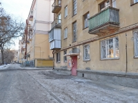 Yekaterinburg, Krasny alley, house 19. Apartment house