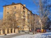 Yekaterinburg, alley Krasny, house 19. Apartment house