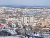 Yekaterinburg, Krasny alley, house 5/1. Apartment house