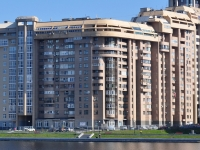 Yekaterinburg, alley Krasny, house 8Б. Apartment house