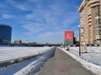 Yekaterinburg, alley Krasny. embankment