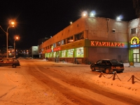 Yekaterinburg, cinema КОСМОС, Dzerzhinsky st, house 2