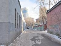 Екатеринбург, спортивная школа ЛОКОМОТИВ, улица Мельковская, дом 3Б