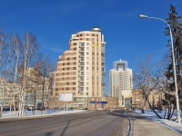 Yekaterinburg, Nikolay Nikonov st, house 4. Apartment house