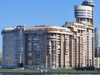 Yekaterinburg, Nikolay Nikonov st, house 21. Apartment house