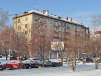 Yekaterinburg, st Bykovykh, house 19. Apartment house