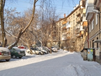 Yekaterinburg, Bykovykh st, house 19. Apartment house