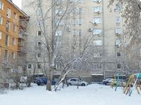 Екатеринбург, улица Братьев Быковых, дом 28. многоквартирный дом