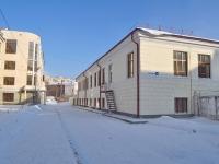 Екатеринбург, колледж Колледж железнодорожного транспорта, УрГУПС, улица Братьев Быковых, дом 34А