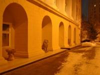 Yekaterinburg, college Колледж железнодорожного транспорта, УрГУПС, Bykovykh st, house 34А