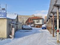 """Екатеринбург, автосервис """"ГАЗ-21"""", улица Братьев Быковых, дом 34Б"""