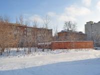 Екатеринбург, улица Братьев Быковых, гараж / автостоянка