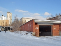 Yekaterinburg, st Bykovykh. garage (parking)