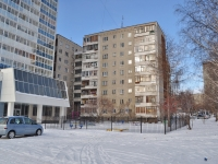 Yekaterinburg, Tkachey str, house 8. Apartment house