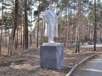 Екатеринбург, улица Ткачей. памятник С.М. Кирову