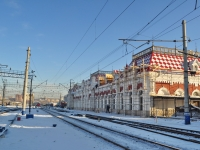 叶卡捷琳堡市, 博物馆 Музей истории, науки и техники Свердловской железной дороги, Vokzalnaya st, 房屋 14