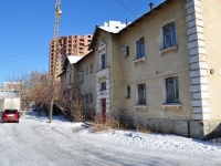 Yekaterinburg, Tramvayny alley, house 16. Apartment house