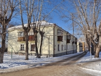 neighbour house: st. Zheleznodorozhnikov, house 6. Apartment house